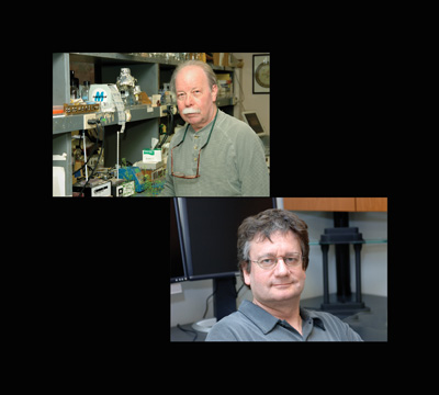 Dr. Tom Guilfoyle and Dr. Robert Sharp receive prestigious awards from the American Society of Plant Biologists. <br><br><a href=http://ipg.missouri.edu/feature-stories/TwoIPGMe_032214.cfm>READ MORE>></a>