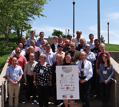 "The 33rd Annual Interdisciplinary Plant Group Symposium ""Heterosis: Working Towards a Genetic, Molecular, Developmental and Physiological Basis"" was held May 25 – 27, 2016 in the Christopher S. Bond Life Sciences center on the University of Missouri campus in Columbia, MO. <br><br><a href=https://ipg.missouri.edu/feature-stories/33rdAnnu_06232016.cfm>READ MORE>></a>"